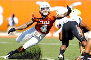 Texas safety Kenny Vaccaro. Erich Schlegel/Getty Images