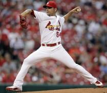 Cardinals pitcher Jaime Garcia (Courtesy: Wikipedia)